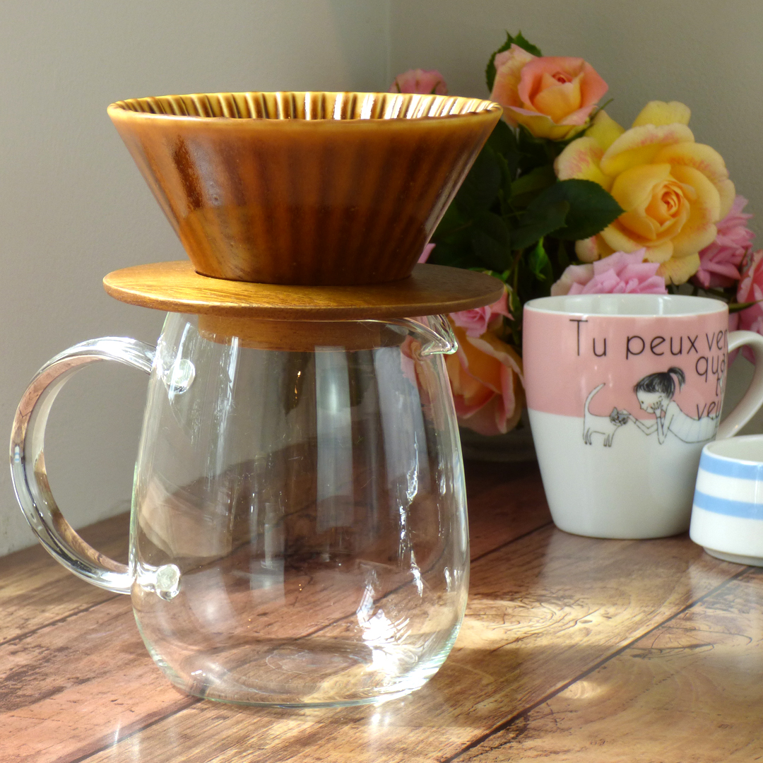 Pour over coffee jug