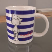 Astro Boy Mug - front view
