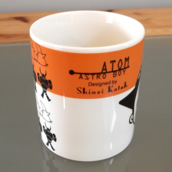 Atom Astro Boy Mug side view