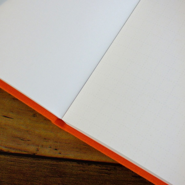 METAPHYS blanc notebook inner pages