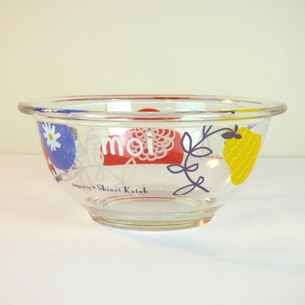 'Moi' glass mixing bowl